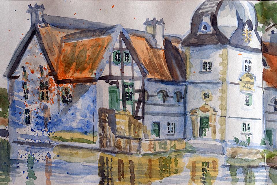 René A. Becerra • Haus Rodenberg