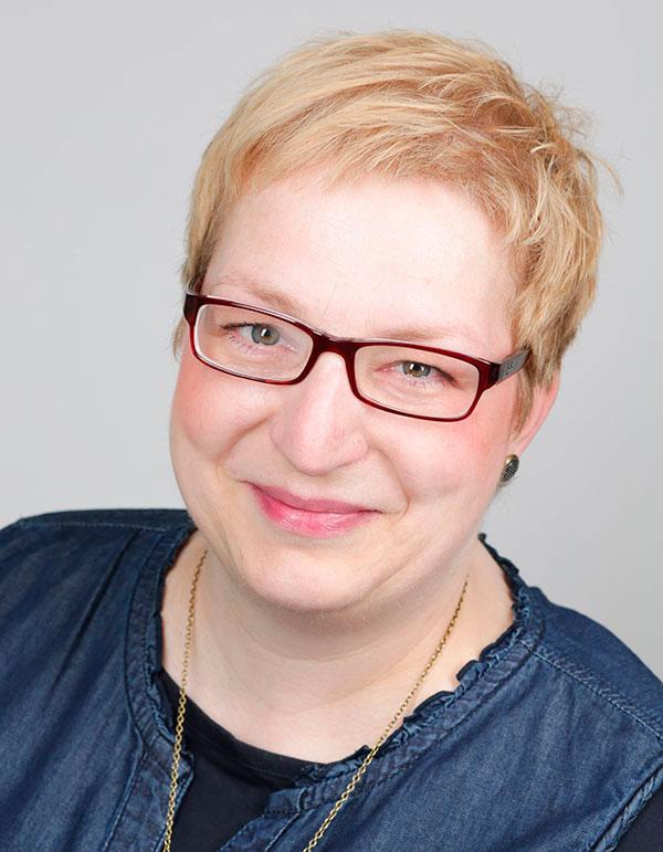 Portrait Michaela Düllberg
