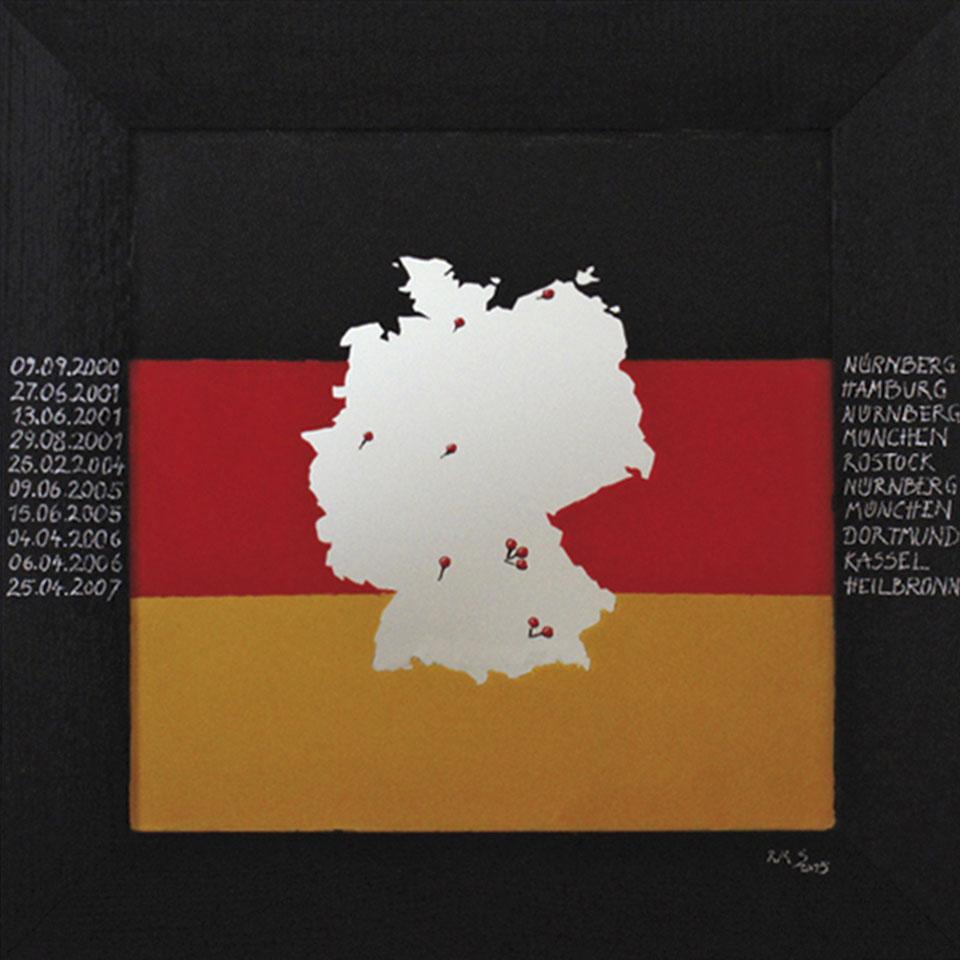 Rita-Maria Schwalgin • Warum? Spur des Terrors