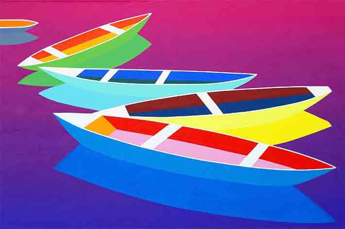 Julia Steinberg • Boote 85