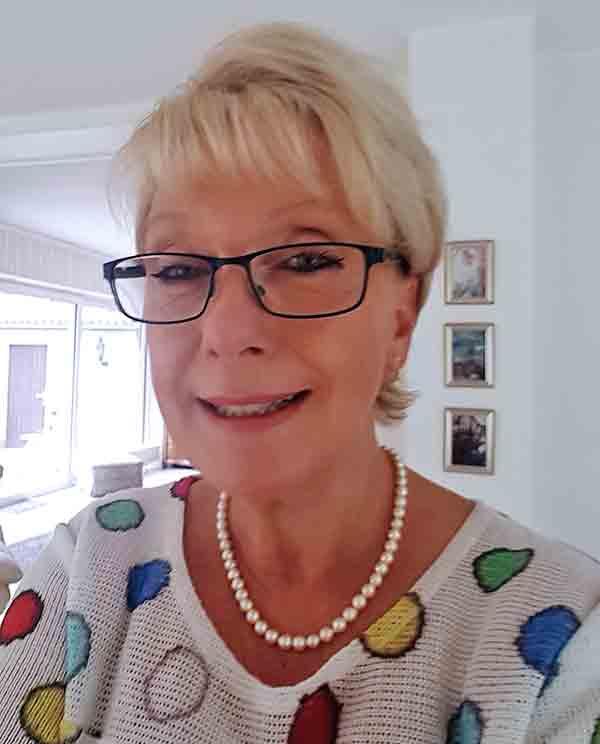 Portrait Susanne Stoffer