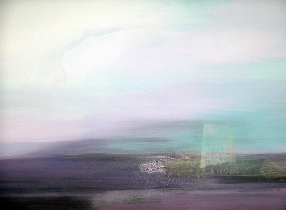 Bärbel Thier-Jaspert • Weitblick • 80 x 100 cm