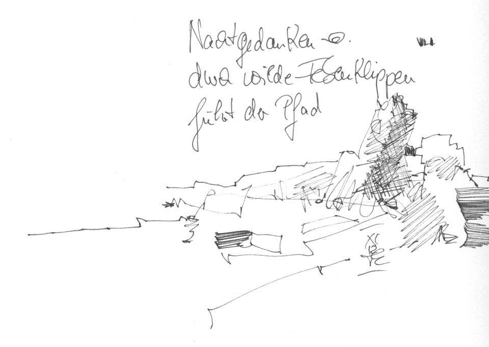 Bärbel Thier-Jaspert • Nachtgedanken (Detail)