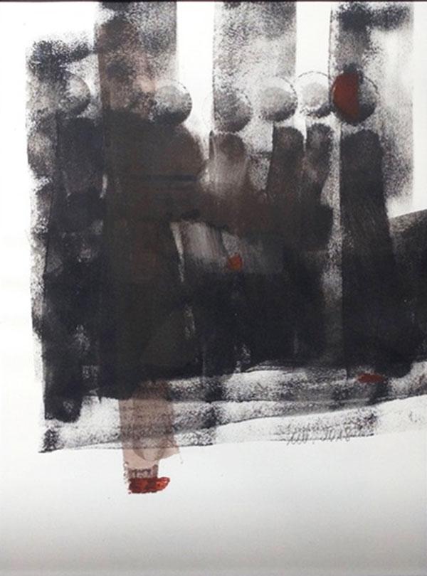 Ulrike Umbach-Breu: Begegnungen