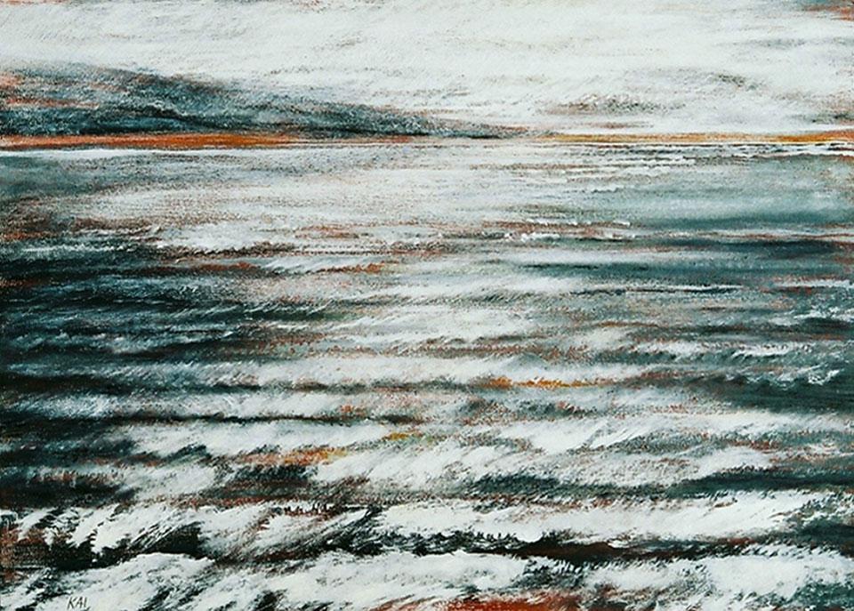 Gabi Kaiser • Landschaft VII