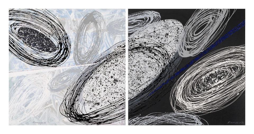 Andi Knappe • ohne Titel • Hubblevermaechtnis#7