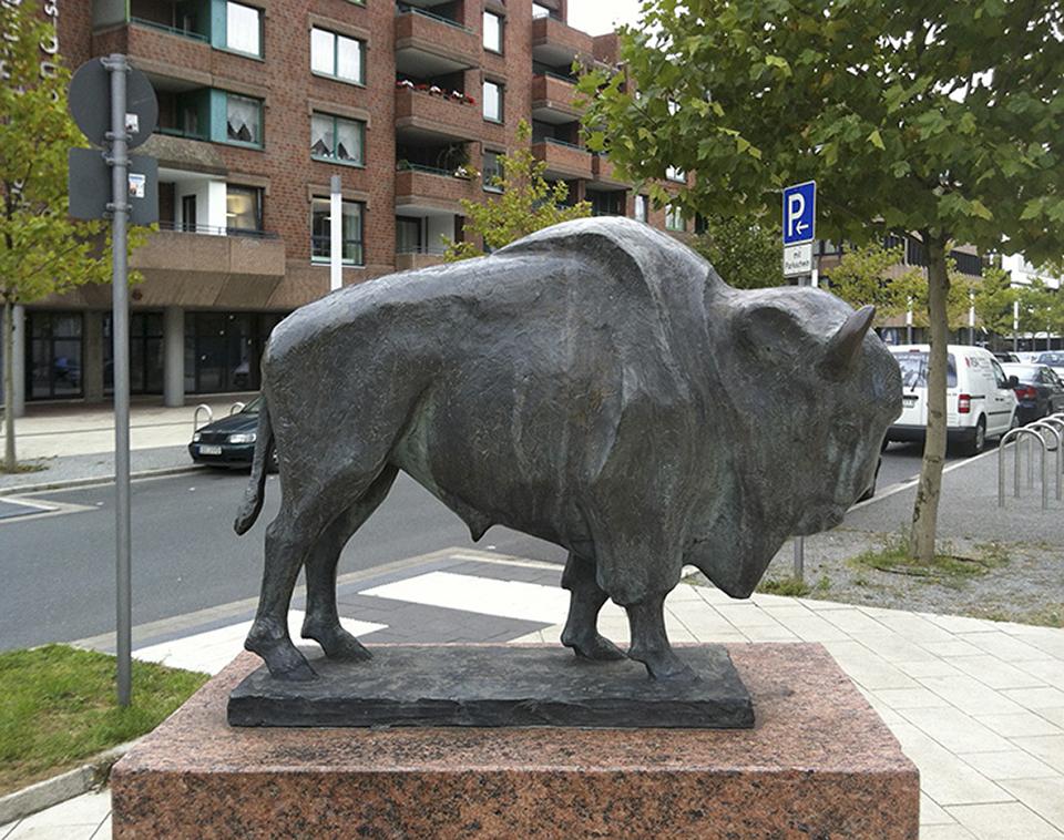 Buffalo Bison • Kampstr. 106