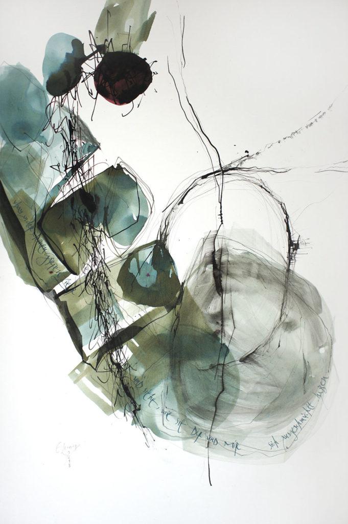 Eleonora Reimer • Geh aus II