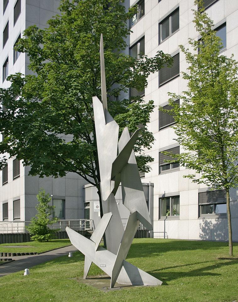 """K.J. Dierkes • Freiplastik """"I/G9"""""""