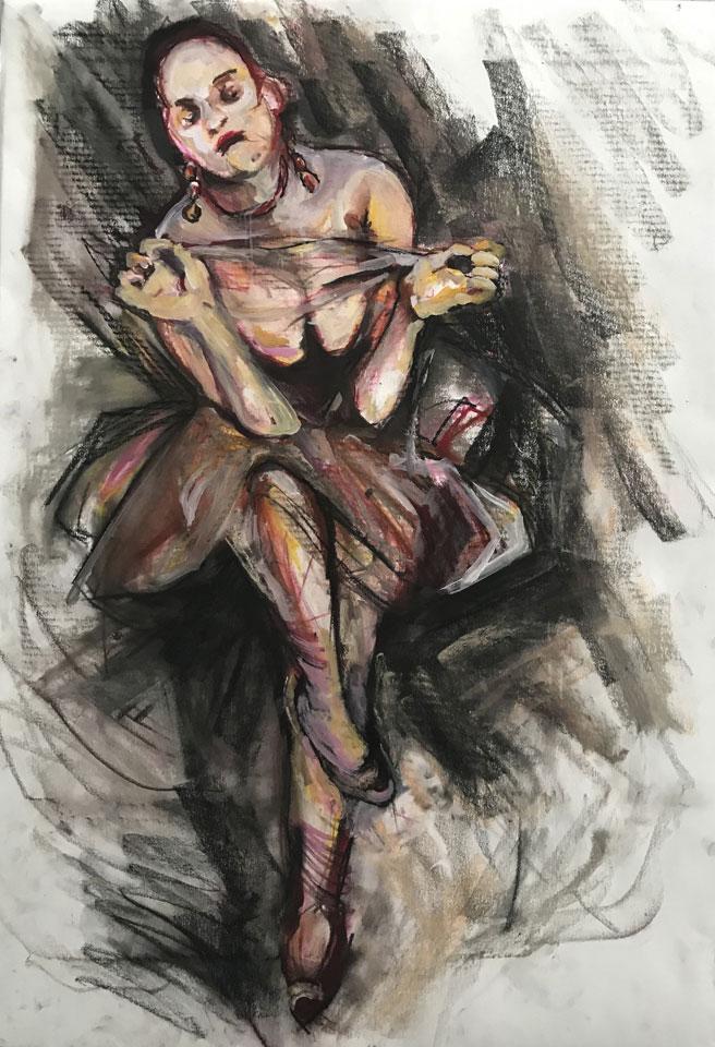 Bela Bartels • 100 x 70 cm