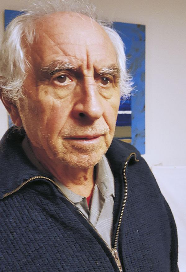 Portrait Hanfried Brenner