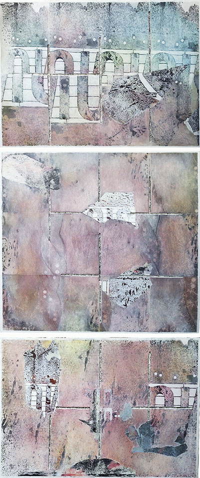 Petra Eick • Triptychon vertikal