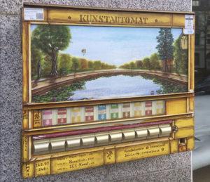 Foto: Axel Schöber • Kunstautomat