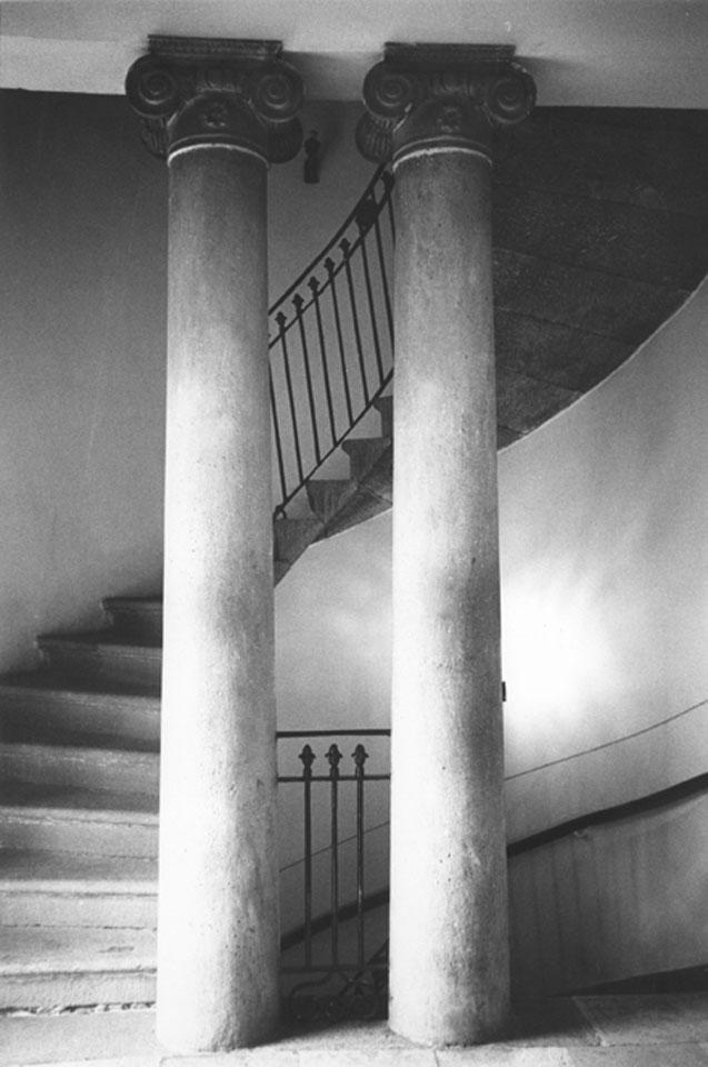 Christine Wilhelm • Säulen
