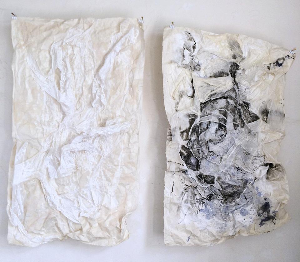 Claudia Karweick: Papiercollage