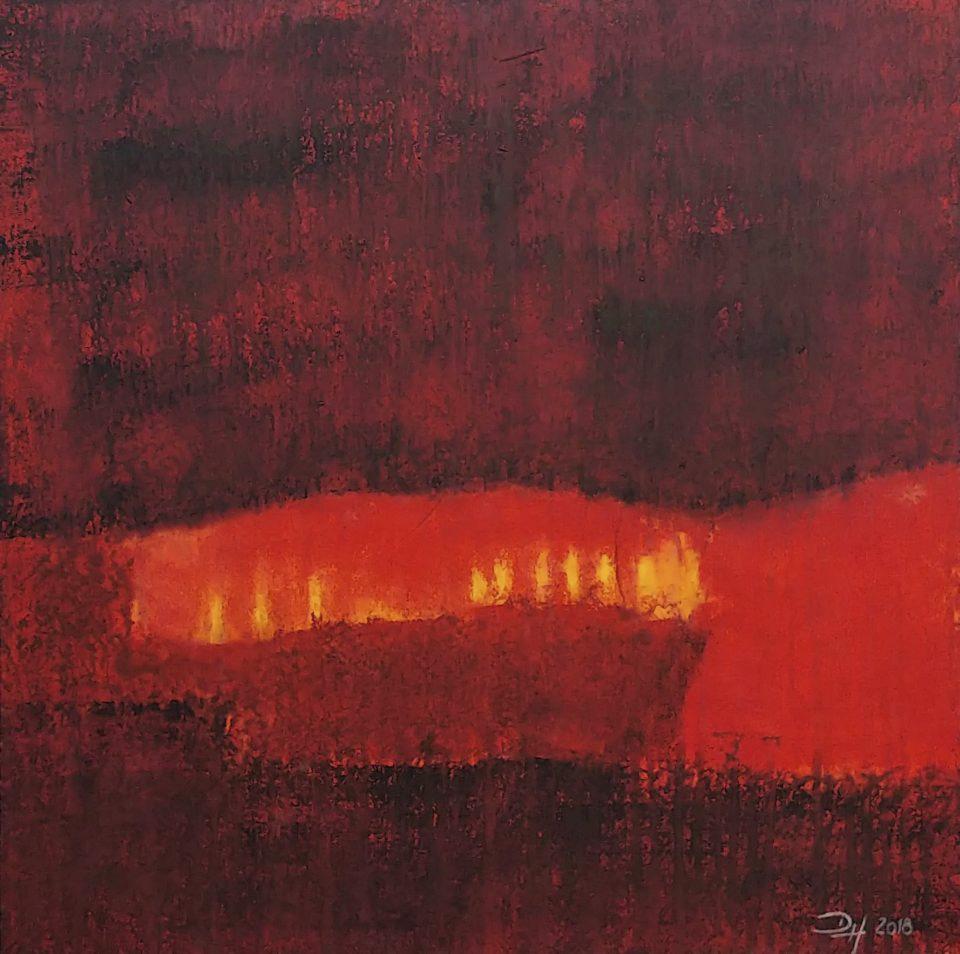 Dieter Horsthemke · Cliffs of mercy