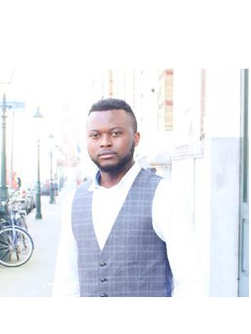 Porträt Romain Nguimeya