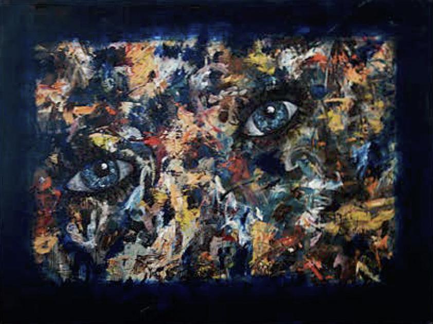 Ruth Striegler · Augenblick