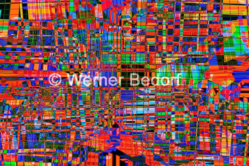 Werner Bedorf · Tarcidos · Digital Art