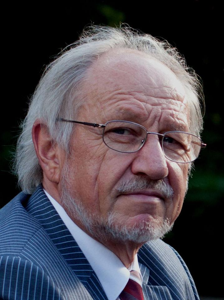 Portrait Werner Bedorf