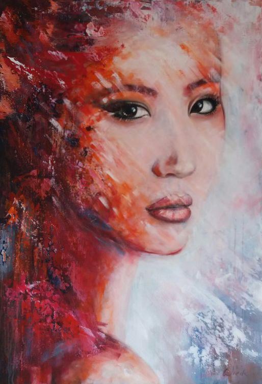 Rita Wrede: Gesichter der Welt