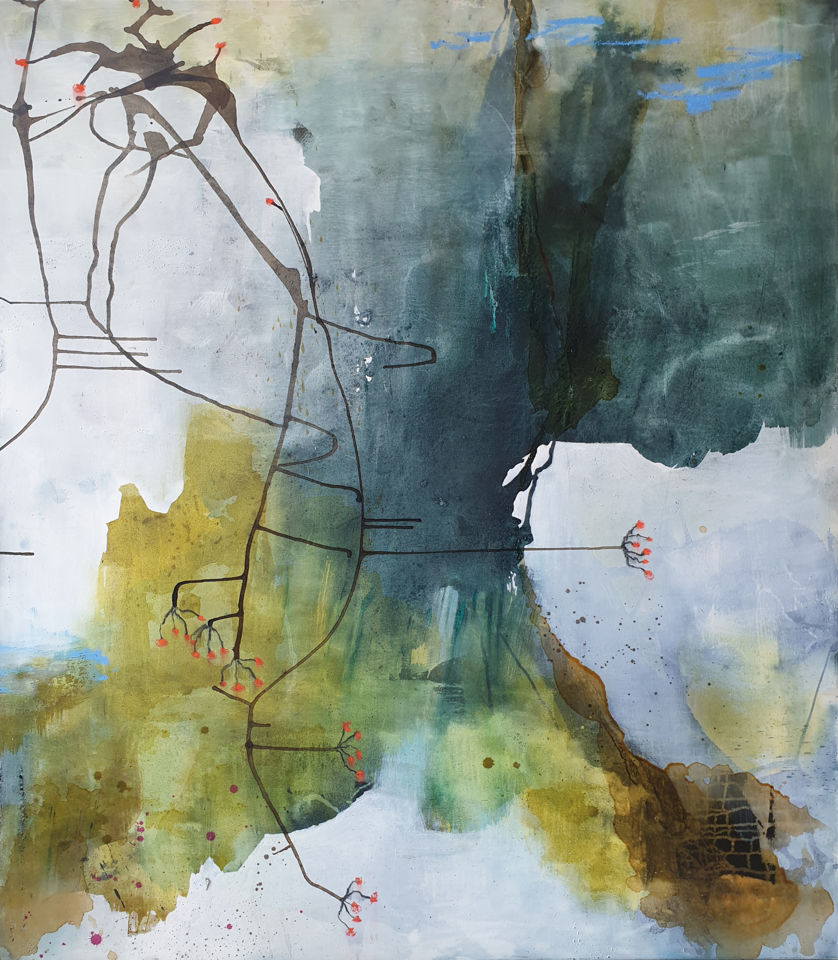 Eva Zimnoch · 160 x 140 cm