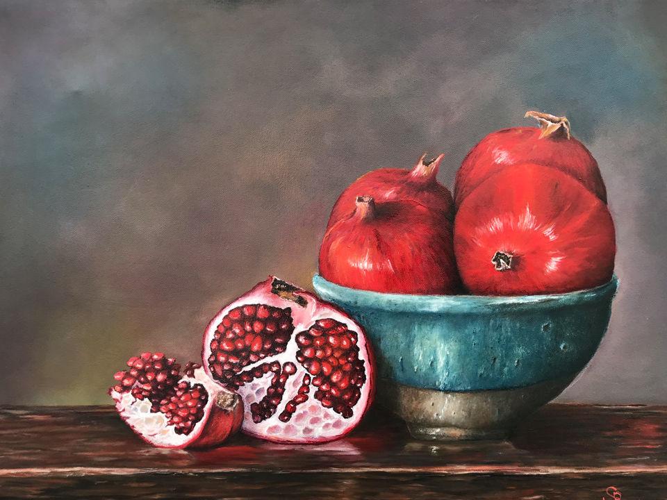Sabine Resch Ölmalerei